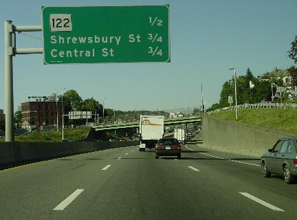 Worcester Expressway (I-290)